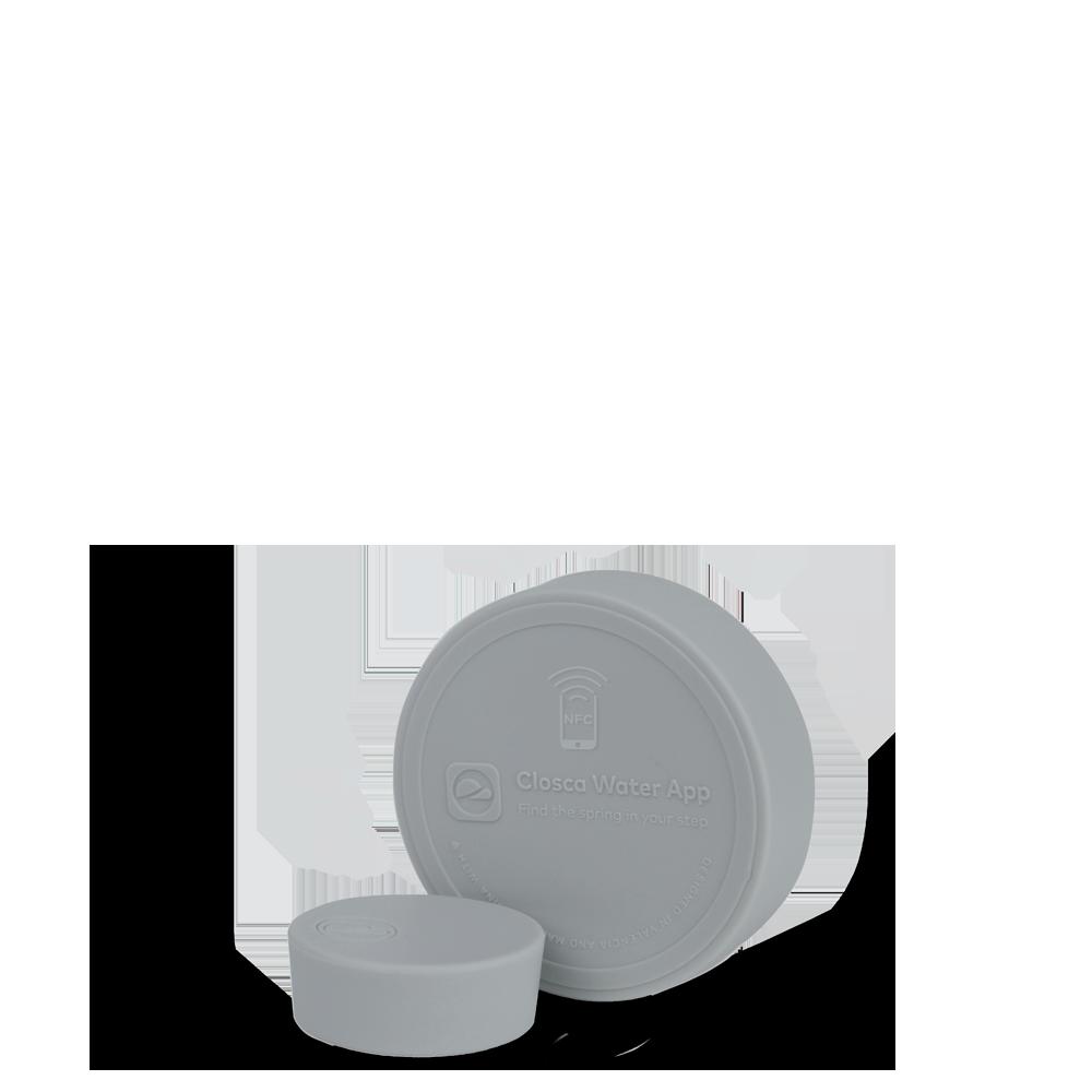 CLOSCA™ BOTTLE Caps Gray