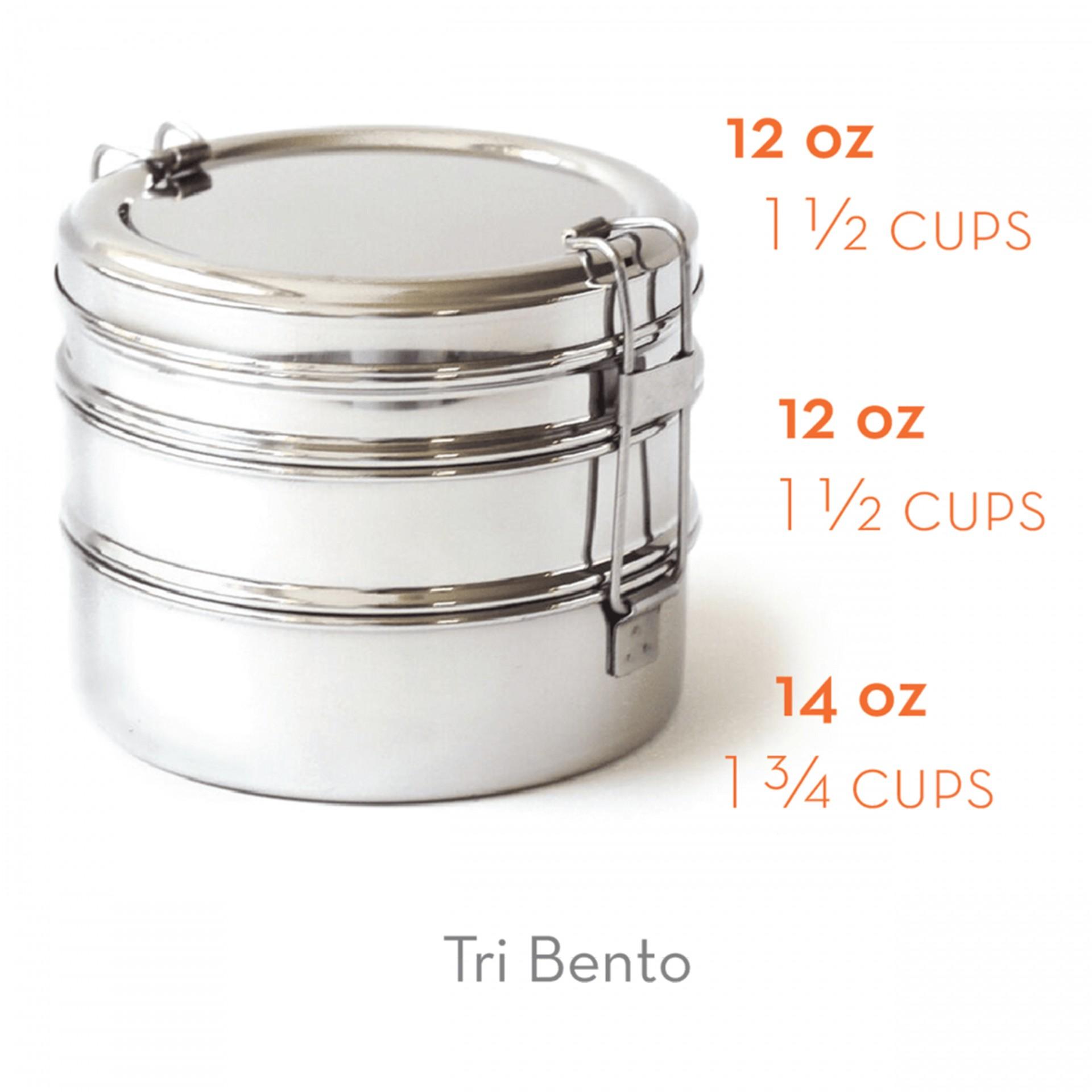 Marmita Tri Bento ECOlunch