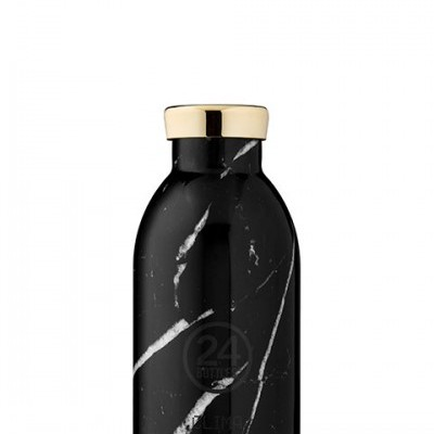 Clima Bottle - Black Marble 330ml