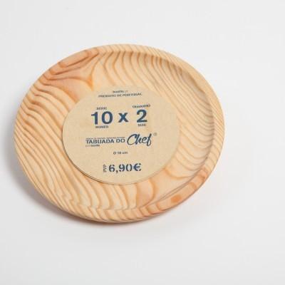 Prato Pequeno, 10x2
