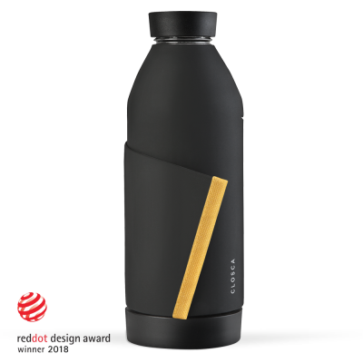 CLOSCA™ BOTTLE Black/Sun
