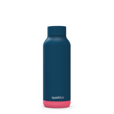 QUOKKA® Bottle - SOLID - PINK VIBE 510 ML