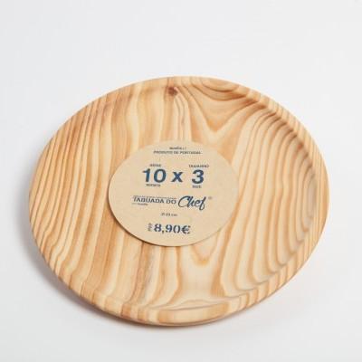 Prato Médio, 10x3