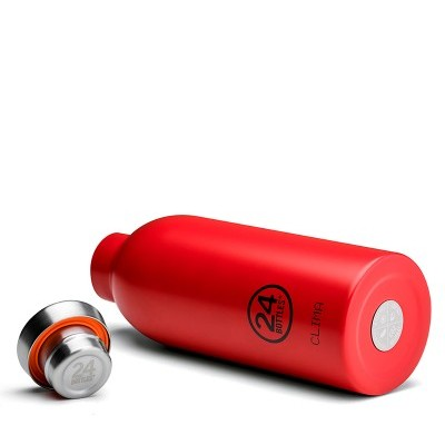Clima Bottle - Hot Red