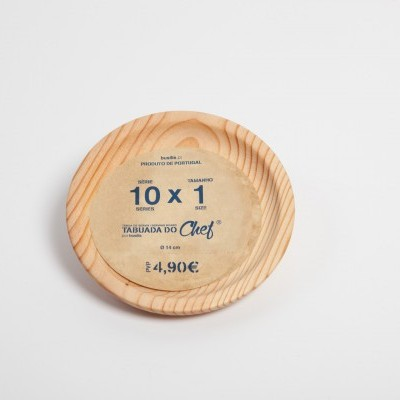 Prato Mini, 10x1