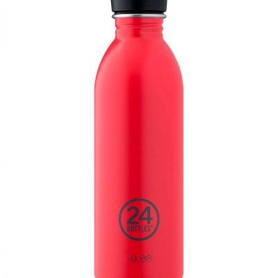 Urban Bottle - Hot Red 500ml