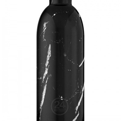 Clima Bottle - Black Marble 850ml