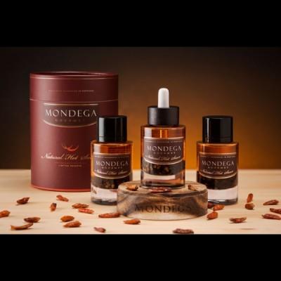 MONDEGA® 3x50ml | Molho Picante Natural | Natural Spicy Sauce