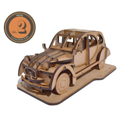 Puzzle 3D Classic car nº2