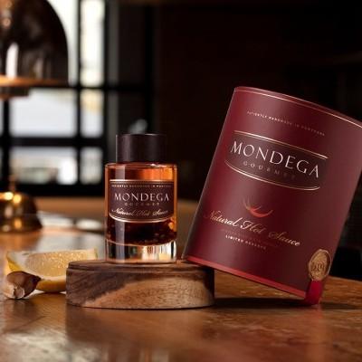 MONDEGA® 1x50ml   Molho Picante Natural   Natural Spicy Sauce