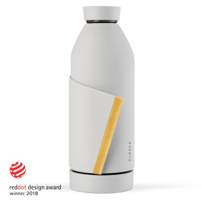 CLOSCA™ BOTTLE White/Sun