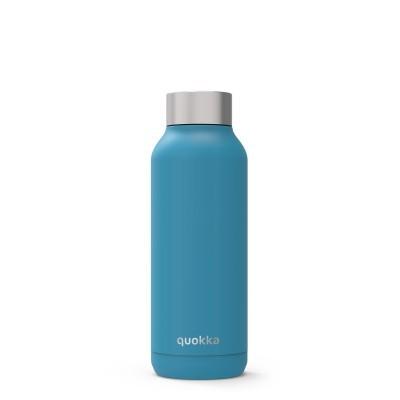 QUOKKA® Bottle - SOLID - STEEL BLUE 510 ML