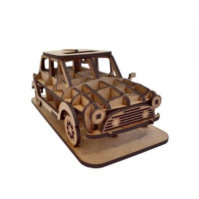 Puzzle 3D Classic car nº3
