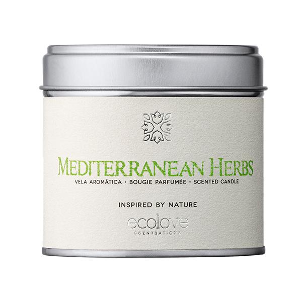 Vela ecolove - Mediterranean Herbs 175gr