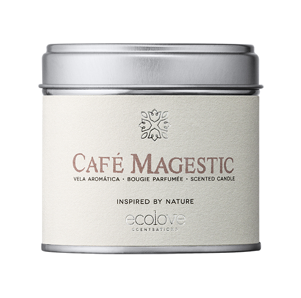 Vela ecolove - Café Magestic 175gr