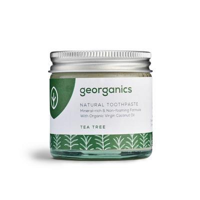 Pasta de Dentes Natural Georganics – Árvore do Chá