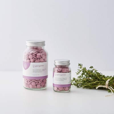 Elixir Pastilhas Georganics  – Tomilho