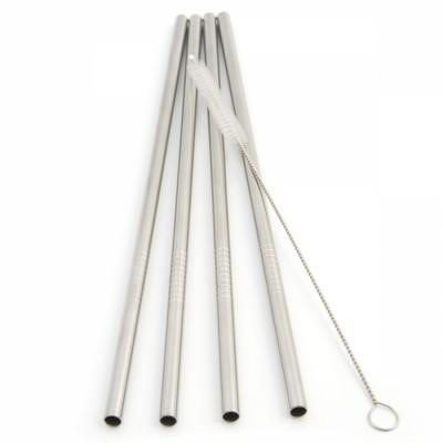 Palhinha de Aço Inox - Pack 4