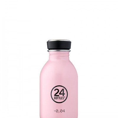 Garrafa 24Bottles Urban - Candy Pink 250ml