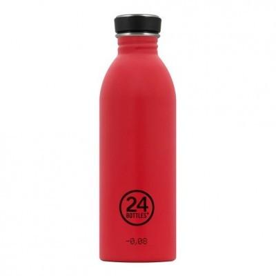 Garrafa 24Bottles Urban - Hot Red 500ml