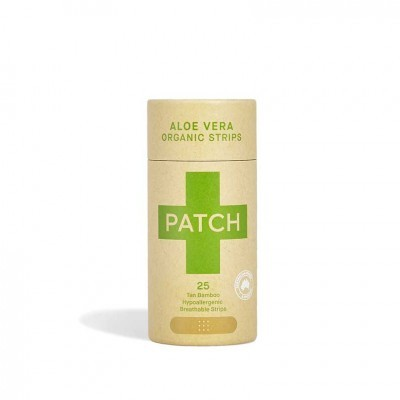 Penso Rápido Biodegradável Patch – Aloe Vera