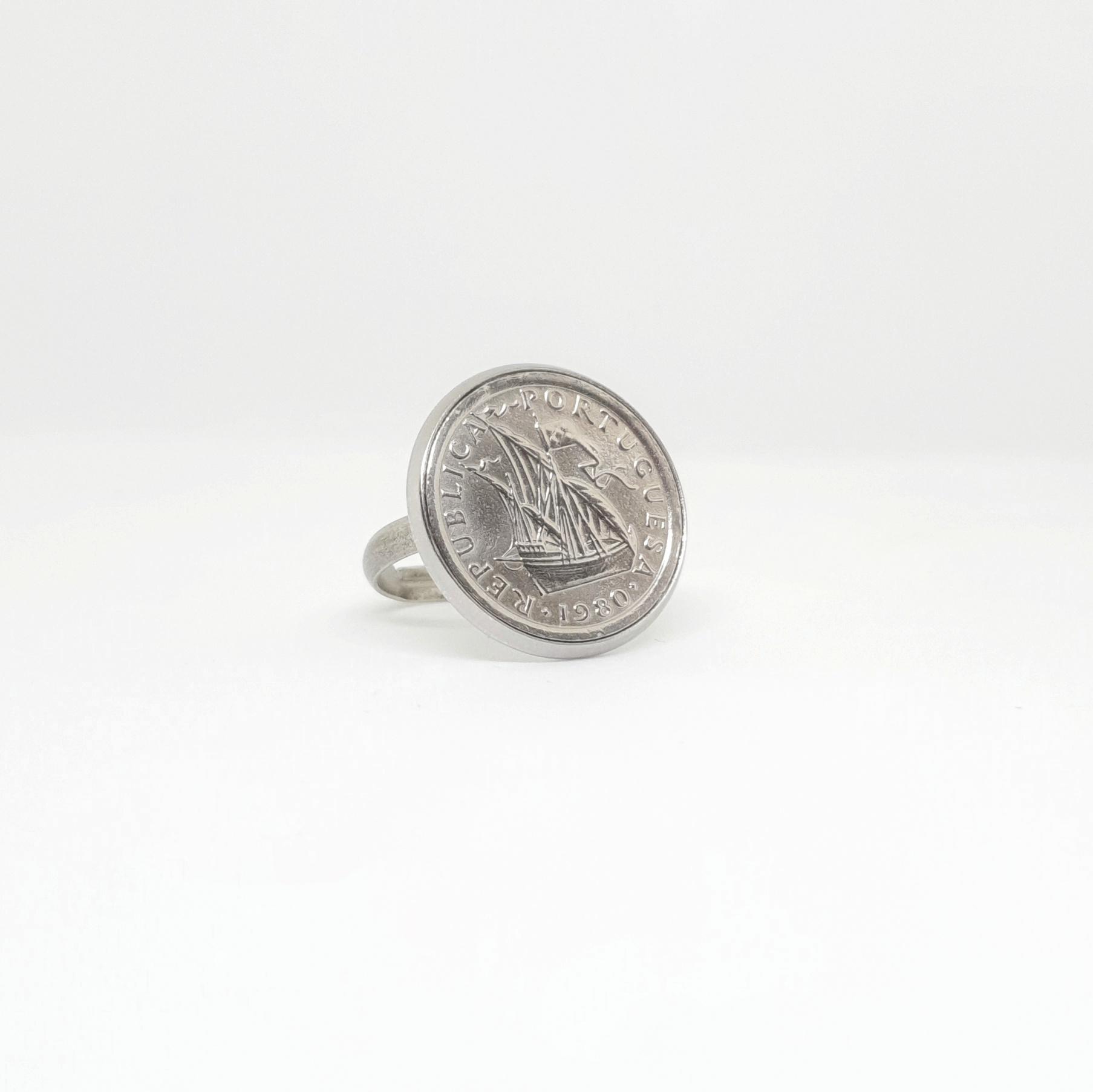 Anel 2$50 Escudos
