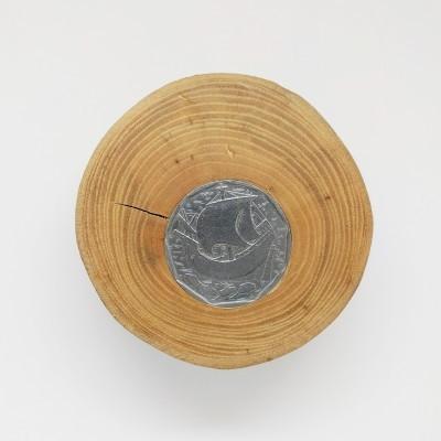 Pisa-papel 50$ Escudos
