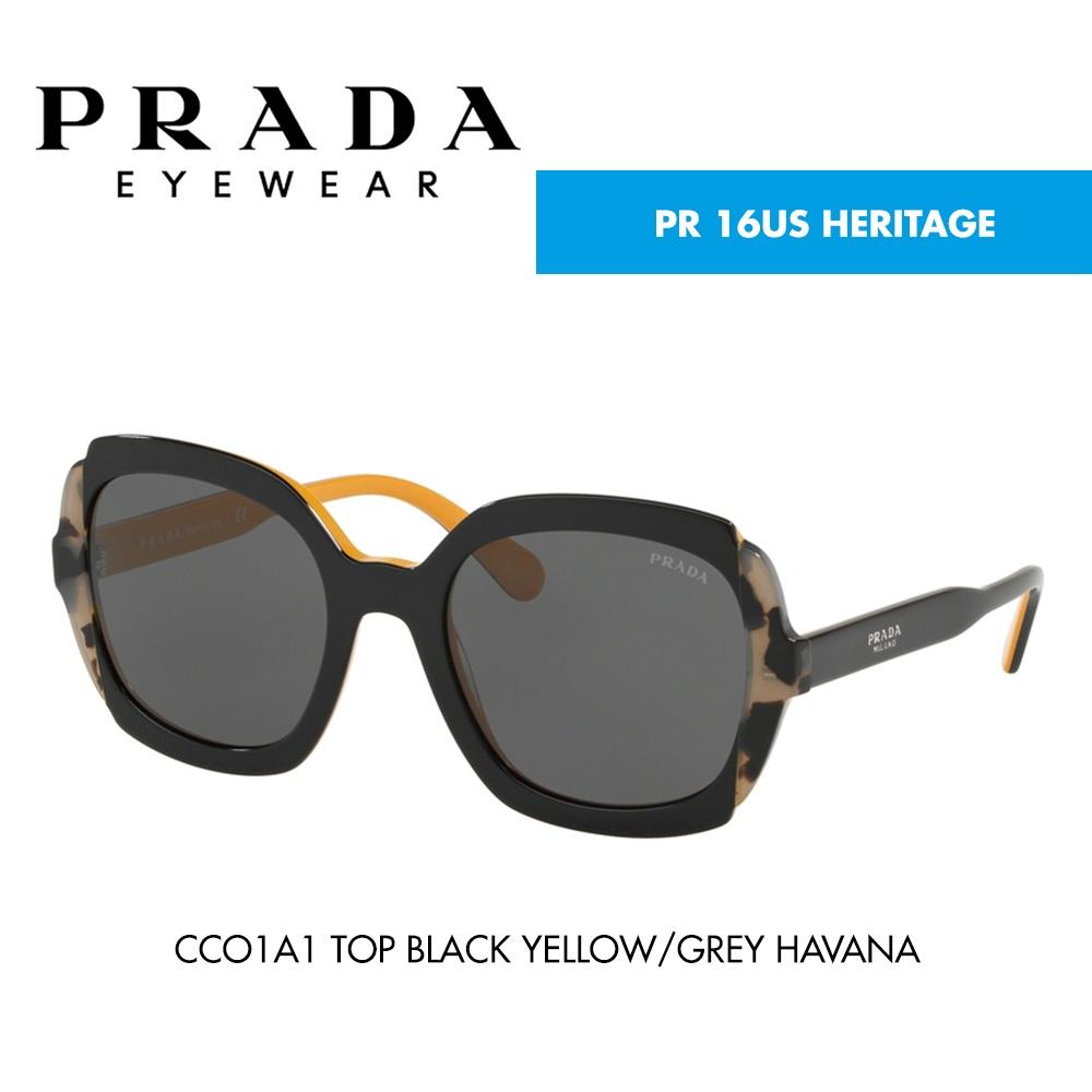 d8b61516c3e42 Óculos de sol Prada PR 16US HERITAGE
