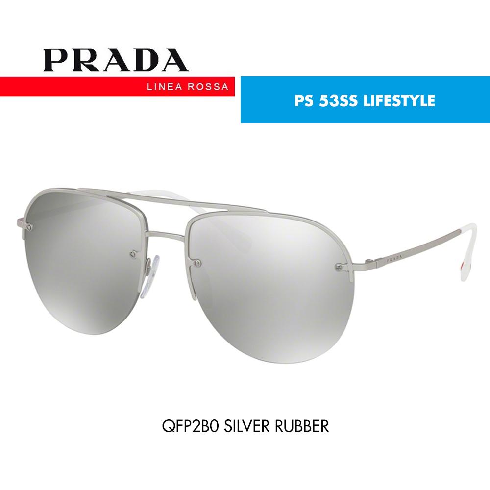6ab4467a1 Óculos de sol Prada Linea Rossa PS 53SS LIFESTYLE   CardinaMonteiro