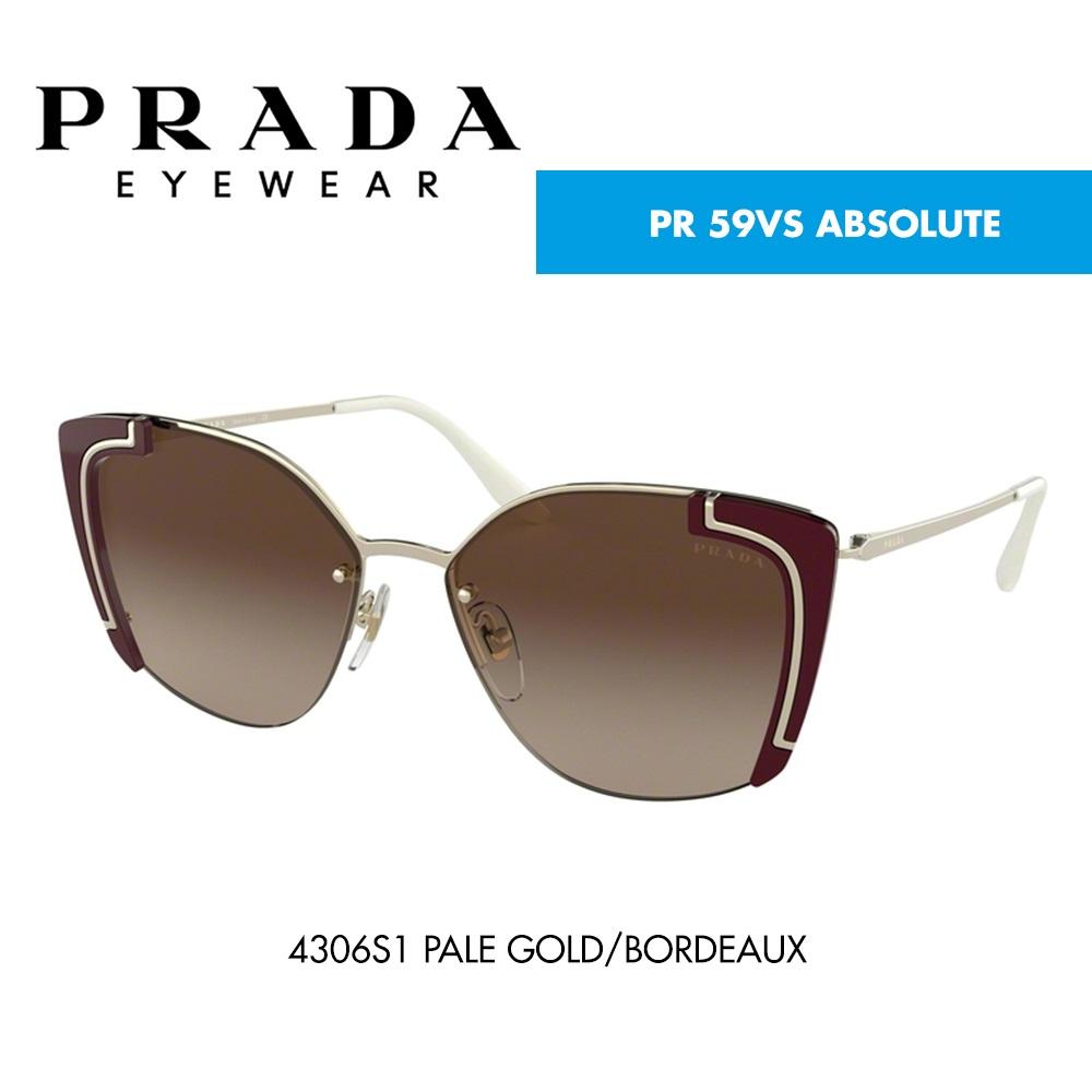 5902998ea Óculos de sol Prada PR 59VS ABSOLUTE PROMOÇÃO | CardinaMonteiro