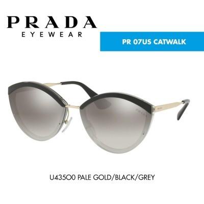 ff7ba54f6ac6b Óculos de sol Prada PR 07US CATWALK P r07us Pr PROMOÇÃO
