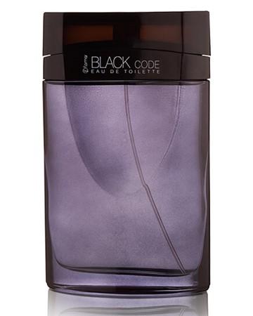 Perfume Flormar - Code Black