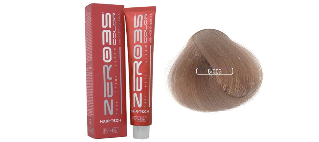 Emmebi - TINTA HAIR-TECH 100ML 8/003