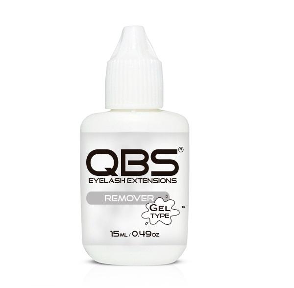 QBS Removedor de pestanas gel 15 gr
