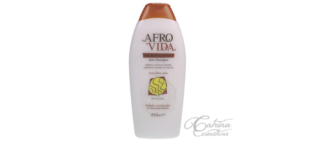 Afro Vida - Humidificador Cachos