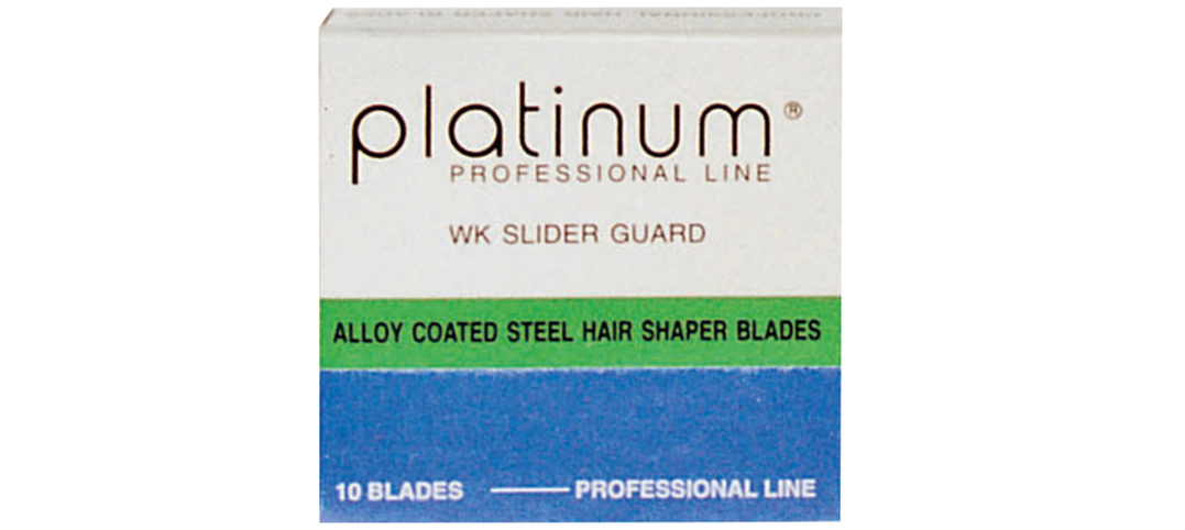 Lâminas Platinum