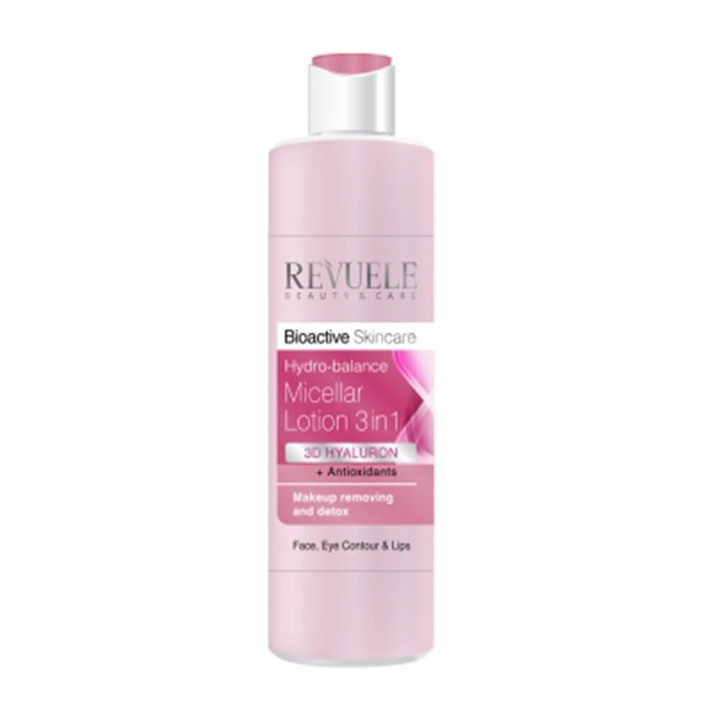 Revuele - Micellar Lotion 3in1