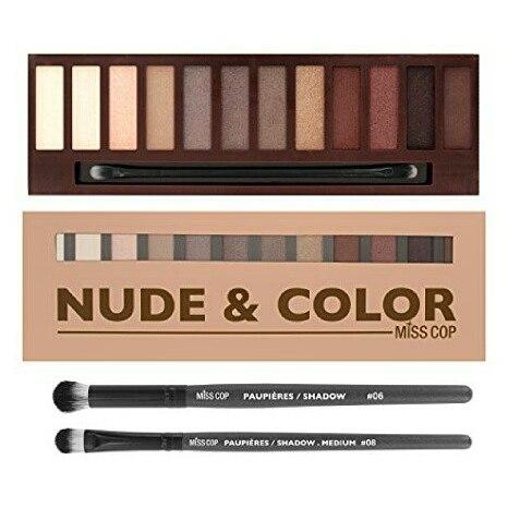 Palete Maquilhagem Nude & Color