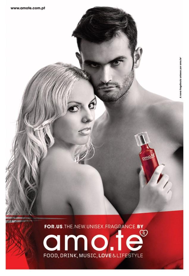 Perfume Amo.te by Pedro Miguel Ramos