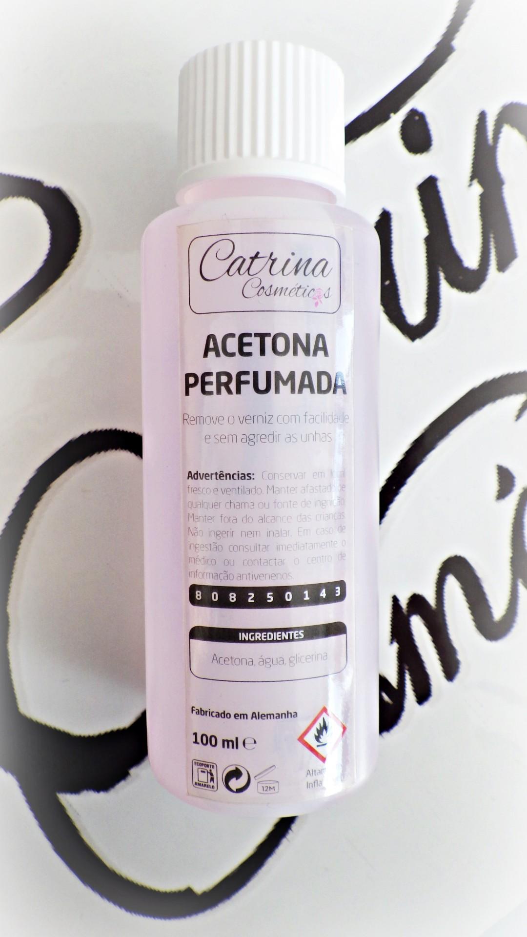 Acetona Catrina