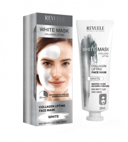 Revuele - White Mask