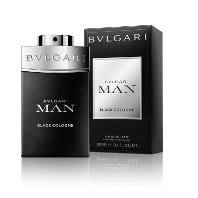 Bvlgari Man In Black Cologne Edc 100ml