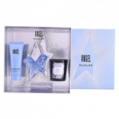TM Angel Edp 25ml + BL 50ml + Vela