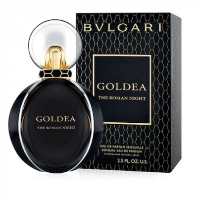 Bvlgari Roman The Goldea Night Edp 75ml