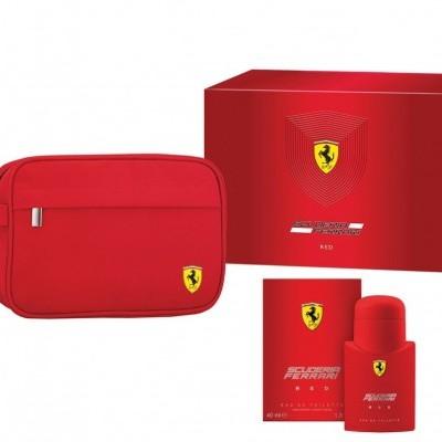 Ferrari Scuderia Red Edt 40 ml + necessair Ferrari