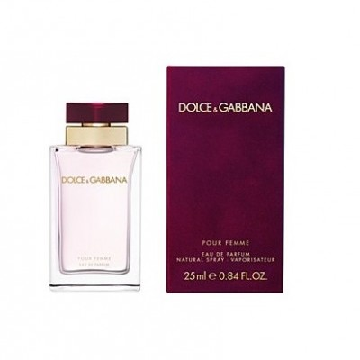 D&G Femme Eau de Parfum 50ml