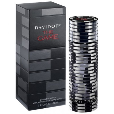 DAVIDOFF THE GAME EDT 100ML