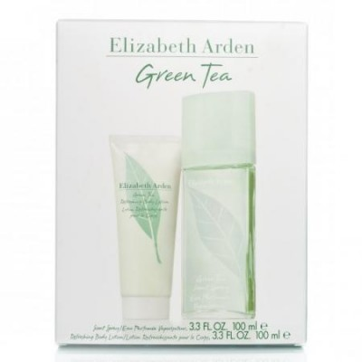 EA  Green Tea Gift to Go 100 ml + 100 ml