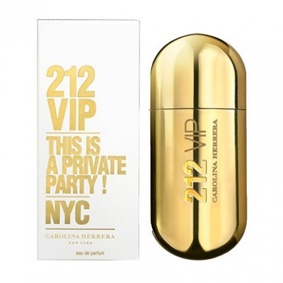 Carolina Herrera Ch 212 Vip Edp Ns 80ml