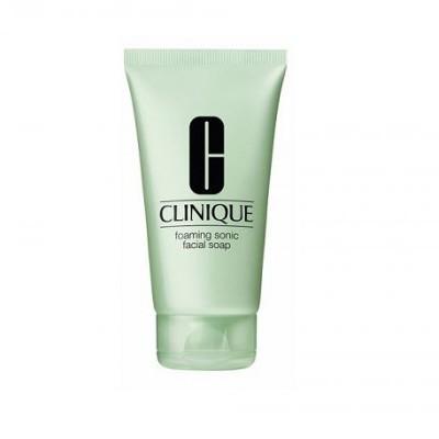 CLINIQUE FOAMING SONIC SOAP FACIAL 150ML